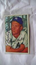Carte de baseball de Mickey Mantle de 1952 super rare!!