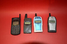 LOT 4 Vintage mobile phones Cell phones Ericsson T28s T20e T20s philips Genie