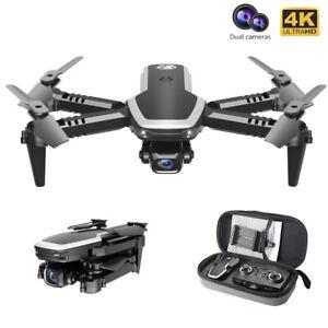 S171 PRO Mini Drone Dual Camera 4K WIFI FPV Optical flow height hold RC Quadcopt