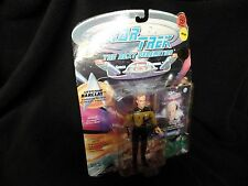 DWIGHT SCHULTZ Signed Star Trek TNG Action Figure REGINALD BARCLAY