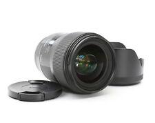 Canon SIGMA 35 mm 1.4 DG HSM ART + top (218944)