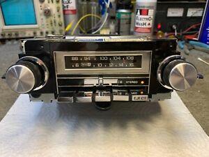 Olds Chevy Camaro Monte Trans Am GM Delco AM FM Stereo 8 Track Radio 78 79 80 81