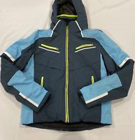 Nevica Ski Jacket Mens Navy/Blue Size UK L *REF155