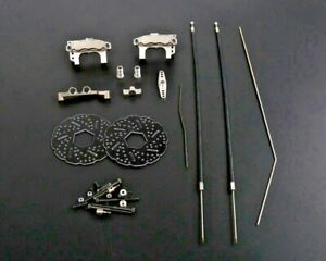RC Car 1/5 Front Mechanical Wire Brake Kit for HPI Baja 5B 5T 5SC