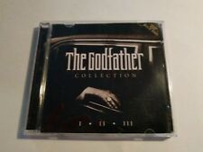 HOLLYWOOD STUDIO ORCHESTRA - THE GODFATHER COLLECTION NEW CD SBM  Gold Pre Owned