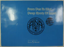 1976 AINA From Dan to Eilat... Deep Roots of Israel Coin World Special Report