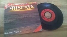"""7"""" Schlager James Last - Biscaya / Verlorener Sommer (2 Song) POLYDOR"""