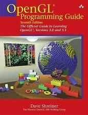 OpenGL Programming Guide: The Official Guide to Learning OpenGL, Versions 3.0 an