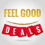 """FEEL GOOD DEALS"""