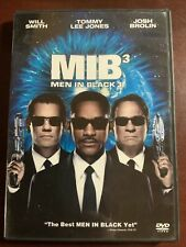 Men in Black 3 (Dvd, 2012)
