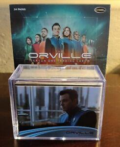 The Orville Trading Card-Season 1: 72 Base Set + 7 Insert Cards