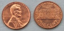 USA 1 Cent Lincoln 1963 P vzgl-unz.