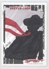 2008 Inkworks The Spirit Sketch Cards #SK-2 Chris Moreno Non-Sports Card 0a7