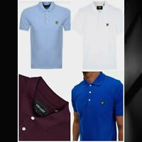 Lyle and Scott Short Sleeve Men's Polo shirts -- Classic and Tipping