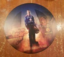 Brad Keselowski Autographed NASCAR Hero Post Card Photo