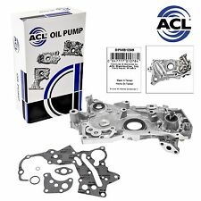 New ACL Oil Pump OPMB1096 For Mitsubishi Eclipse GST GSX 1G 6 Bolt 89-92 4G63T