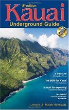 Kauai Underground Guide: And Free Hawaiian Music C