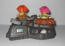 Caveman Drumming Alarm Clock Very Rare 1996 Cave Man Waco Products