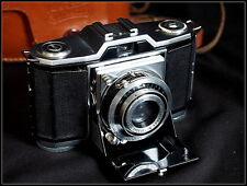 Zeiss Ikon Ikonta 522/24 Camera 2.8 45mm Scheider-Krauznech Xenar Lens.Cased