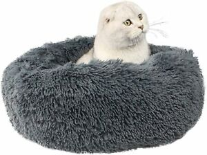 Soft Pet Bed for Cats and Small Medium Dogs Portable Cat Dog Puppy Bed Anti Slip