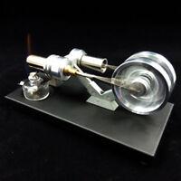 Hot Air Stirling Engine Model Physics Kids Toy Motor Power Generator Engine