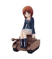 Girls und Panzer Ichiban Kuji Premium A Prize Nishizumi Miho Figure 11cm Japan