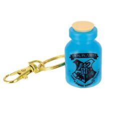 Official Harry Potter Hogwarts Potion Bottle Light Up Key Ring Childrens Gift