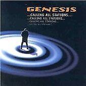 Calling All Stations Genesis Very Good CD