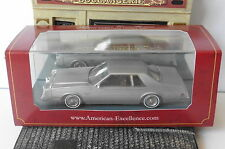 IMPERIAL COUPE METAL SILVER 1981 NEO 45548 1/43 LHD AMERICAN EXCELLENCE SILBER