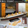 ACADEMY #14214 1/700 Scale Plastic Model Kit R.M.S TITANIC Multi-Colored Parts