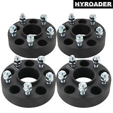 """4pc 5x100 Hub-Centric Wheel Spacers 1.5"""" for Subaru Forester Impreza Outback"""