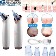 Electric Facial Skin Care Pore Blackhead Cleaner Remover Vacuum Acne Cleanser US