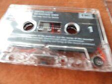 """1989 CASSETTE ALBUM -SEASON""""S END BY MARILLION (NO INNER SLEEVE)"""