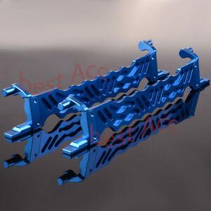 #7719 BATTERY HOLD-DOWN & FOA Aluminum RC 1/5 Traxxas X-Maxx 7707677086 TXM0126N