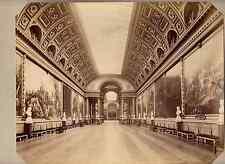 ALBUMEN PHOTO-GALERIE DES BATAILLES-VERSAILLES-CIRCA 1890