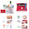 1 Set Travel First Aid kit Camping Home Medical Box Emergency Survival Bag