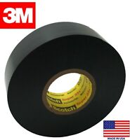 3//4 Inch Vinyl Electrical Tape 3M 06133 Super 33