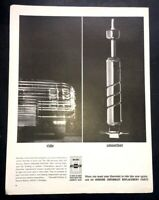 Life Magazine Ad CHEVROLET GENUINE PARTS 1963 AD