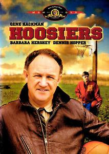 HOOSIERS - Rare DVD Aus Stock -Excellent