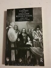 020 The Causes of the English Revolution 1529-1642 Lawrence Stone Paperback Book