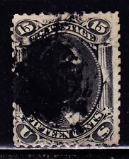 Nice US Abraham Lincoln stamps Scott#77 (used)