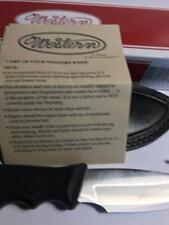Vintage WESTERN CUTLERY W85 GUT HOOK SKINNER KNIFE OLD RARE