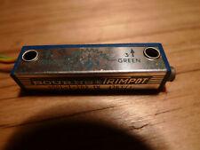 Pot Bourns Trimpot 1K Vintage Metal Cased Resistor 200L-1-102