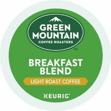 Green Mountain Coffee Breakfast Blend, Keurig K-Cup Pod, Light Roast, *96count*!
