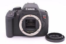 Canon EOS Rebel T5i / eos 700D 18.0 MP Digital SLR Camera - Shutter Count: 389