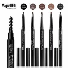 Beauty Cosmetic Eye Liner Eyebrow Pencil Automatic Magical Halo Waterproof