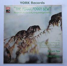HQS 1341 - BRITTEN - The Foggy Foggy Dew - Folk Song Arrangements - Ex LP Record