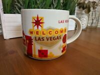 Starbucks 14 Oz You are Here Collectors Series Coffee Mug Las Vegas