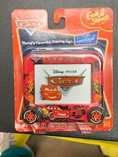 Disney Pixar CARS - Lightning McQueen-Small Etch-A Sketch NIP. NEW