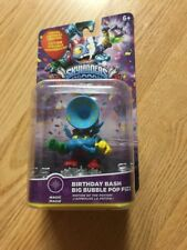 NEW SKYLANDERS SUPERCHARGERS BIRTHDAY BASH BIG BUBBLE POP FIZZ